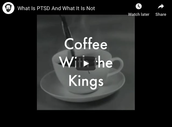 Agnes What Is PTSD And What It Is Not