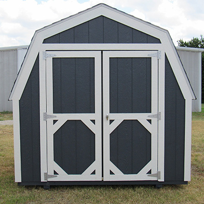 Ranch Barn Style Sheds in Agnes